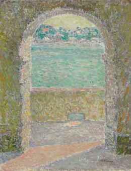 La Porte de la mer, Villefranche-sur-Mer
