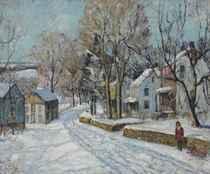 Winter in Tohickon, Pennsylvania