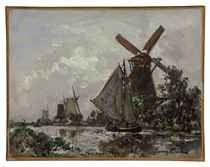Johan Barthold Jongkind (Dutch, 1819-1891)