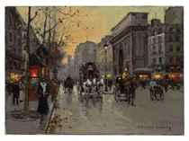 Edouard-Leon Cortes (French, 1882-1969)