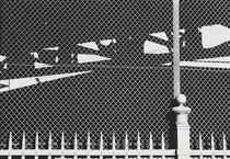 Fence & Bridge Pattern I, 1950s