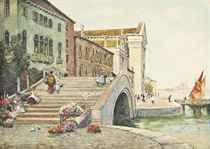 The Giudecca with the Gesuati, Venice