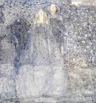 MARGARET MACDONALD MACKINTOSH (1865-1933)