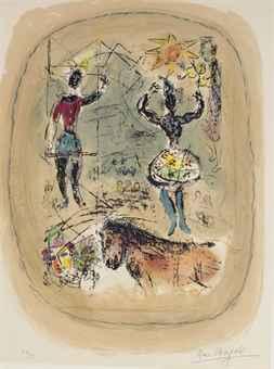 Le Cirque à l'Étoile (M. 436)