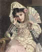 Feliciana; A Spanish Beauty