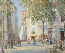 A street in Granada