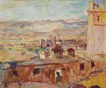 Vue d'une Kasbah