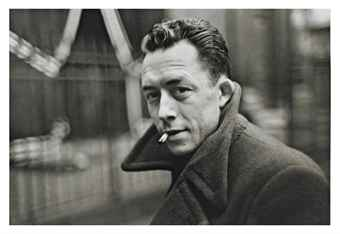 Albert Camus, Paris, 1944