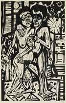 Liebespaar, 1924-26