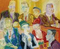 Café Commerce Suisse, 1928