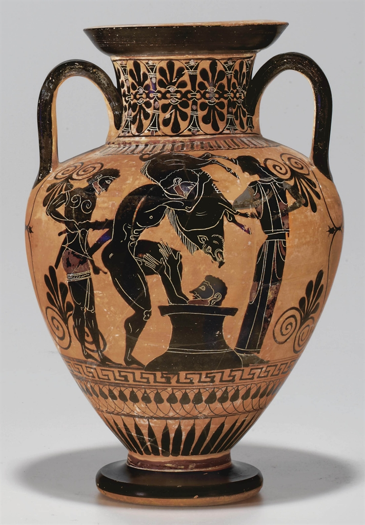 Greek Attic Red Figure Pottery Archaeology And Sex