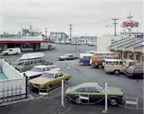 5th Street & Broadway, Eureka, CA, September 2, 1974