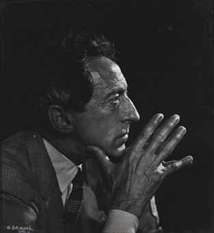 Jean Cocteau, 1949