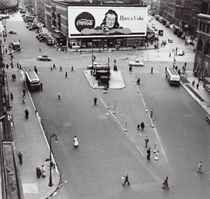 Astor Place, 1948