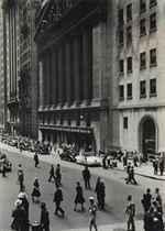 Wall Street, 1932