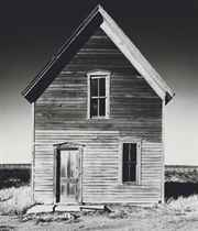 Farmhouse, near McCook, Nebraska, 1940