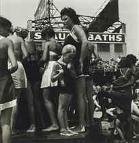 Coney Island Fountain, 1937