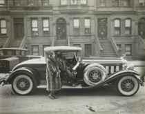 Untitled (West 127th Street, Harlem), 1932