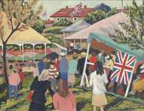British country fête