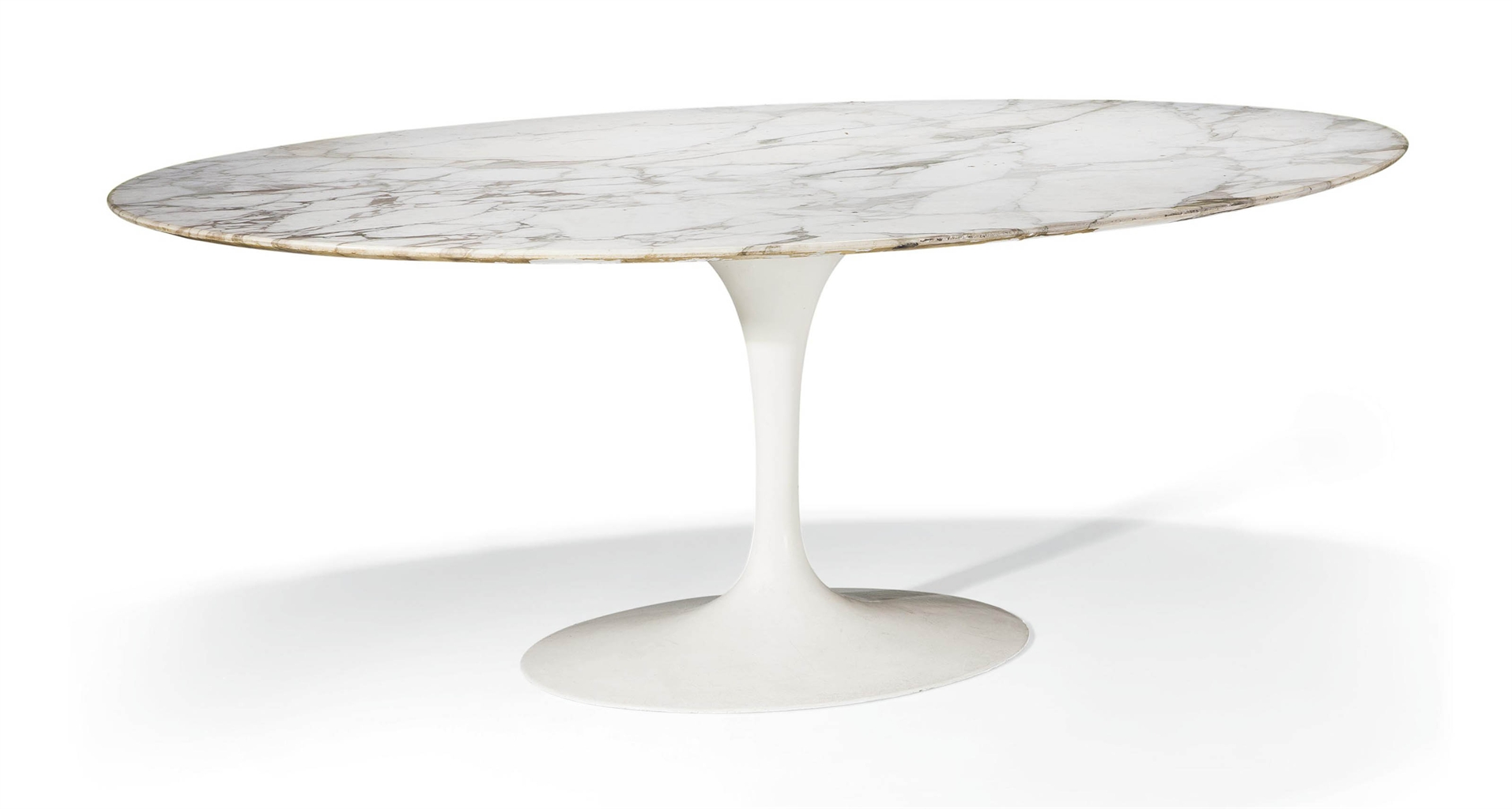 eero saarinen 1910 1961 table de salle manger 39 tulipe 39 le mod le cr en 1956 edition. Black Bedroom Furniture Sets. Home Design Ideas