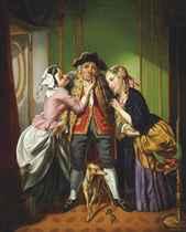 Karl von Calzada (Austrian, b.1824)