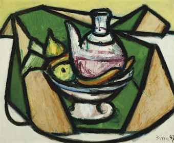 Still Life with Wine Jug