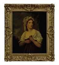 Portrait of Miss Melville