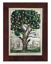 The Tree of Temperance: and The Tree of Intemperance; The Tree of Life; and The Tree of Death