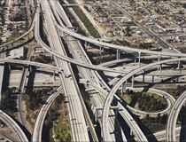 Untitled (Freeway Crash)