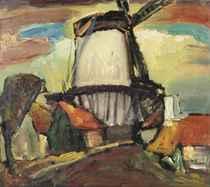 Windmill 'De Hoop', Middelburg