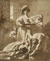 Salomé recevant la tête de saint Jean-Baptiste