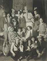 Artists' Carnival, Cologne, 1931
