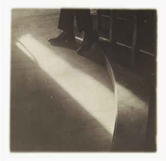 Untitled (Feet and shaft of light), 1930s