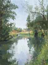 Rivière à Ardington