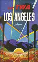 LOS ANGELES, FLY TWA