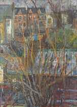 Back Gardens - Camden Town