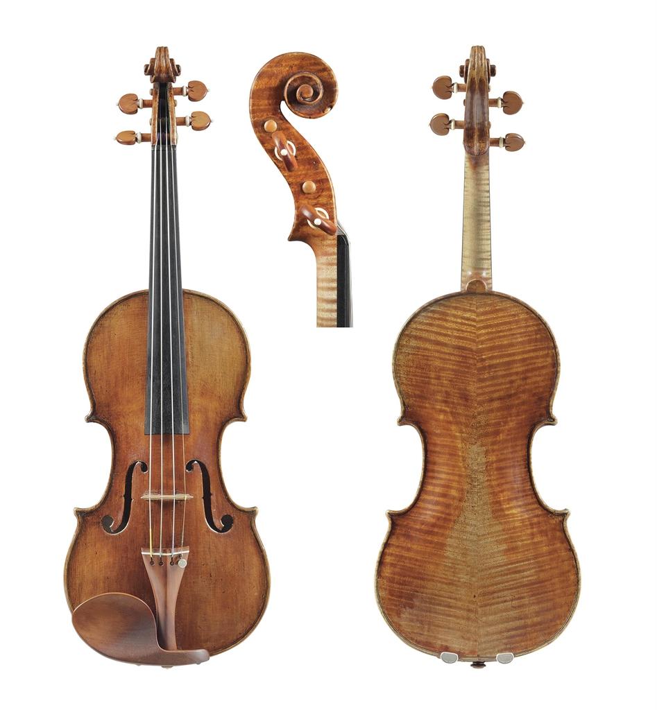 pietro giovanni guarneri a violin mantua circa 1690 late 17th century violin christie 39 s. Black Bedroom Furniture Sets. Home Design Ideas
