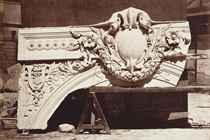 Le Nouvel Opéra de Paris, Sculpture Ornamentale, circa 1870