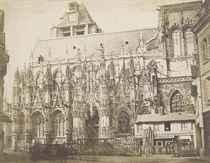 Eglise de Saint-Pierre à Louviers, 1851