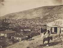 The Town of Balaklava, 1856