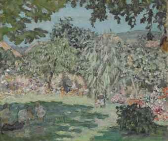 Jardin en Dauphiné
