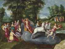 An Allegory of the Month of May