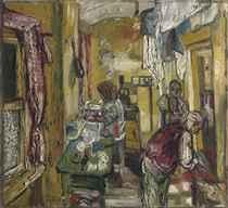 Kitchen Interior, Carlyle