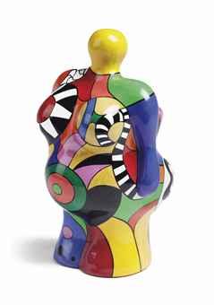 Niki de saint phalle 1930 2002 nana 20th century sculptures statues - Nana de niki de saint phalle ...