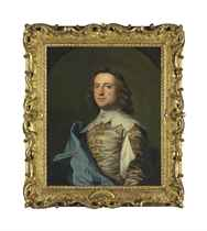 Thomas Hudson (Devonshire 1701-1779 Twickenham)