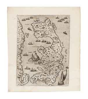 [BERTELLI, Donato (fl. 1558-1592)]. Civitatum aliquot insigniorum et locorum magis munitorum exacta delineatio. Venice: by the author, 1574.