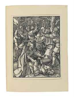 DÜRER, Albrecht (1471-1528). [The Small Passion. Nuremberg?: first half of the 16th-century].