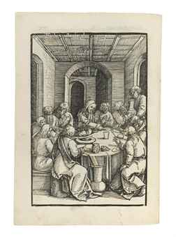 PINDER, Ulrich (fl.1489-1509). Speculum passionis domini nostri Ihesu christi. Nuremberg: [printer for the Sodalitas Celtica, ?F.Peypus], 30 August 1507.