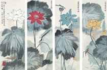 Lotus of Four Seasons
