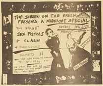 The Sex Pistols/The Clash